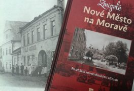 Zmizelé Nové Město na Moravě