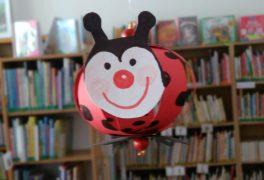 Den dětí v knihovně