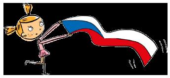 Putování s českým lvem za státními symboly