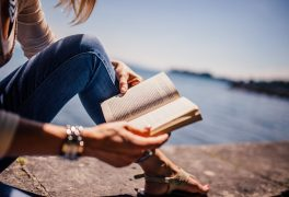 Knihovna o letních prázdninách