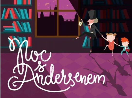 Noc s Andersenem 2020
