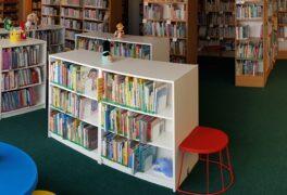 """Znovuotevření """"nové"""" knihovny"""