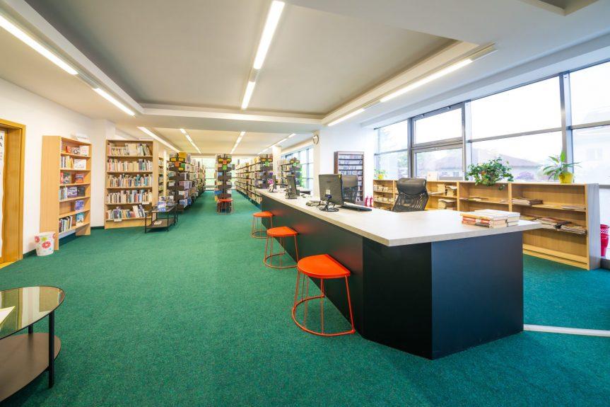 Den otevřených dveří – knihovna na zkoušku