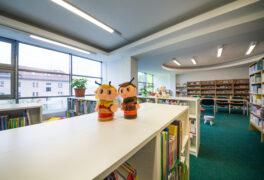 Otevření knihovny