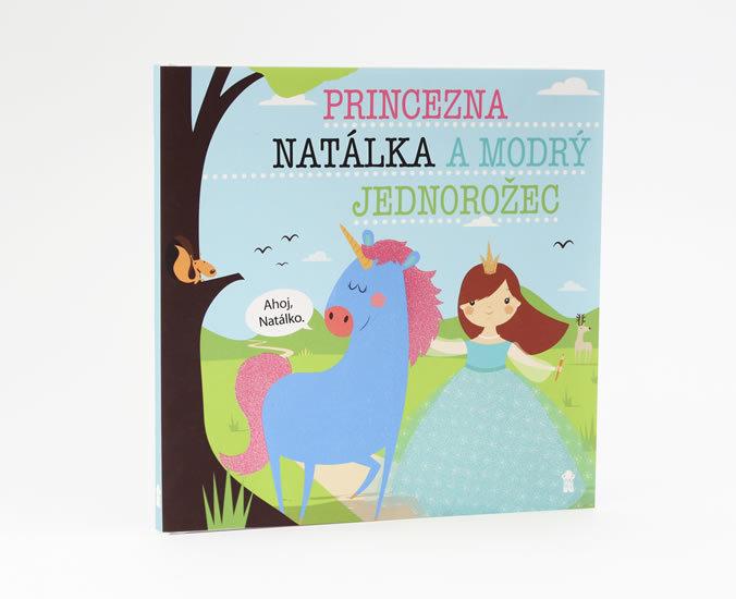 Pojď se mnou do knihovny – Princezna Natálka a modrý jednorožec