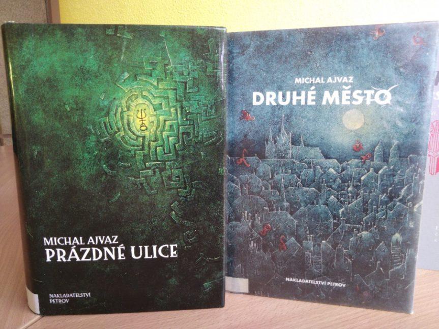 Cena Ministerstva kultury 2020- Michal Ajvaz