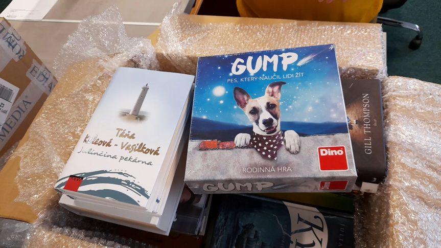 Překvapení z balíků