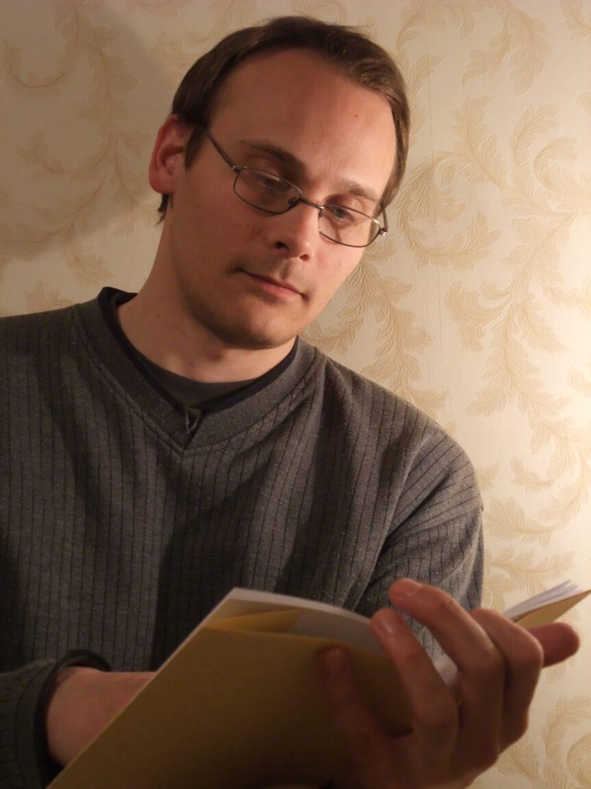Spisovatelé do knihoven – Viktor Špaček