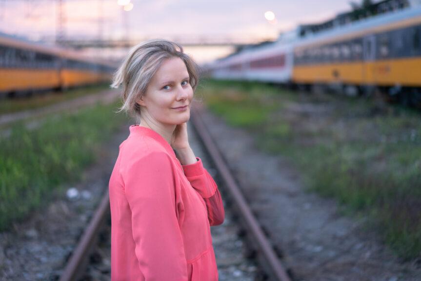 Spisovatelé do knihoven – Anna Beata Háblová