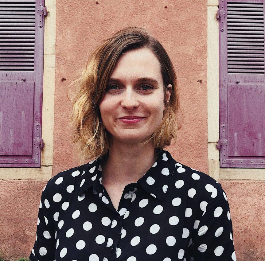 Spisovatelé do knihoven – Klára Vlasáková
